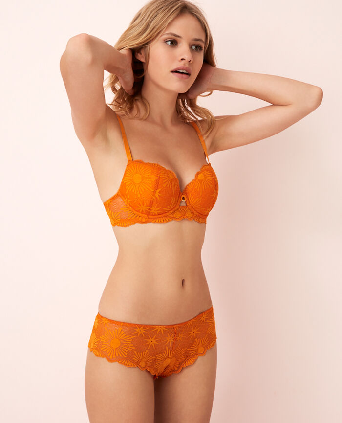 Brazilian briefs Maya orange Soleil