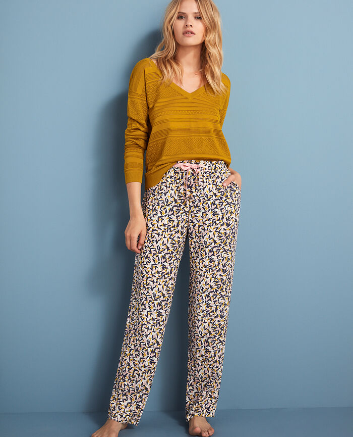 Pantalon Multicolore Idylle