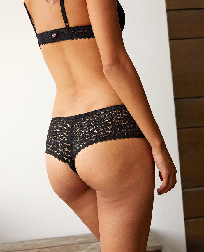 Brazilian briefs Black Monica