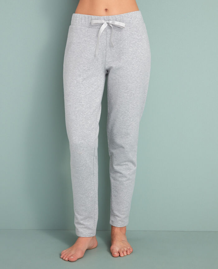 Pantalon sporty Gris clair Moove