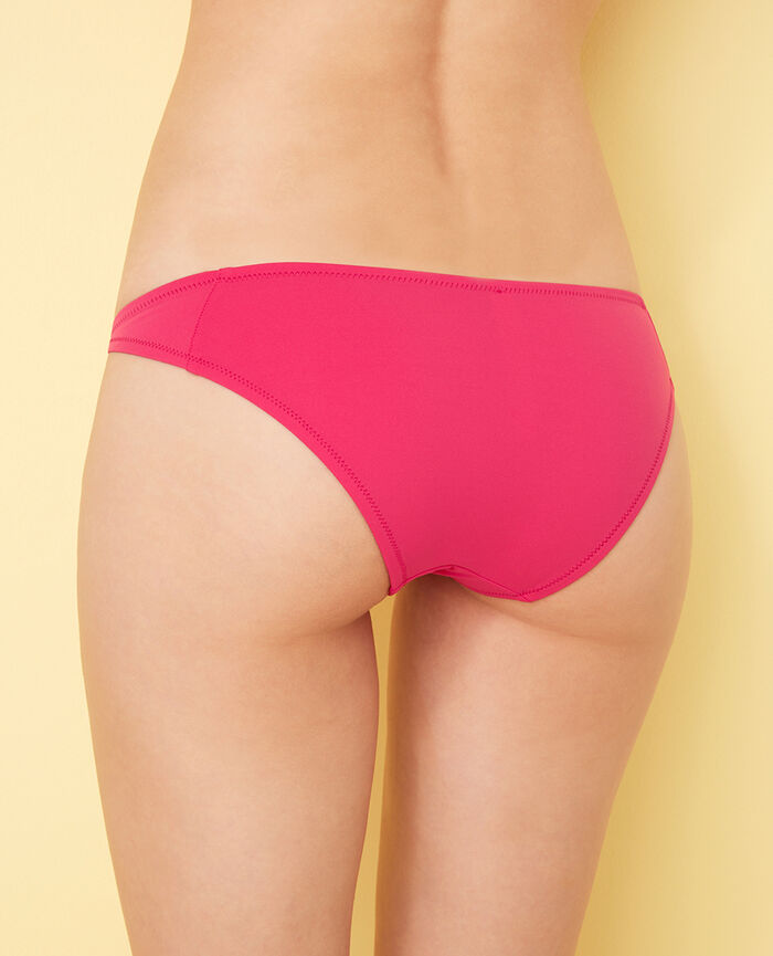 High-cut bikini briefs Bling pink Numa