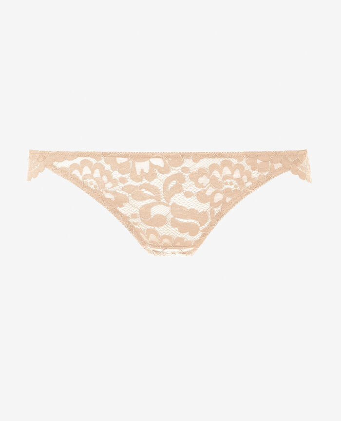 Culotte taille basse Rose glace Angelina