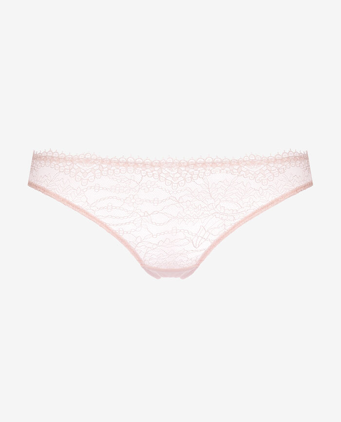 Hipster briefs Pink Chantilly