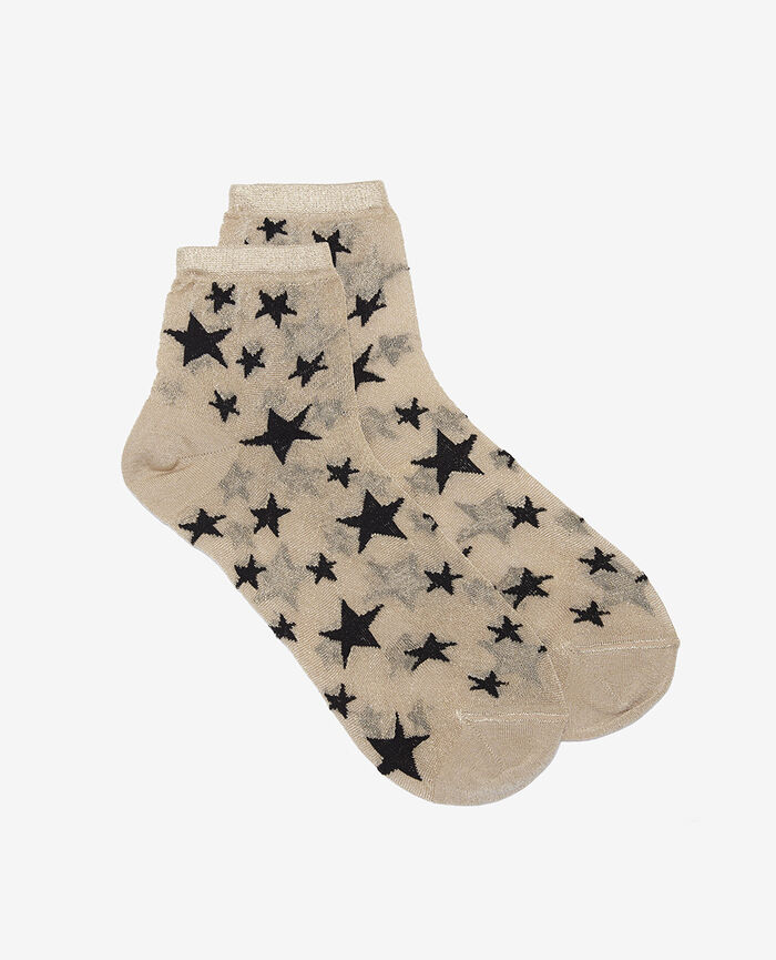 Socks Gold Star