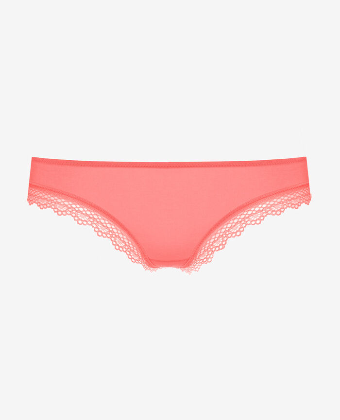 Culotte taille basse Corail Air lingerie