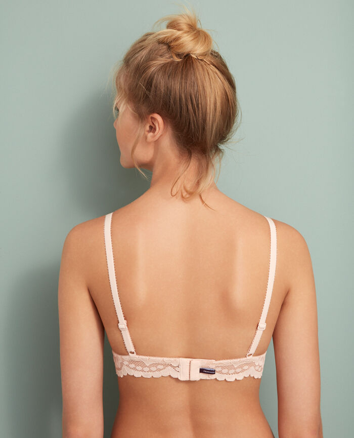 Soft cup bra Rose glace Angelina