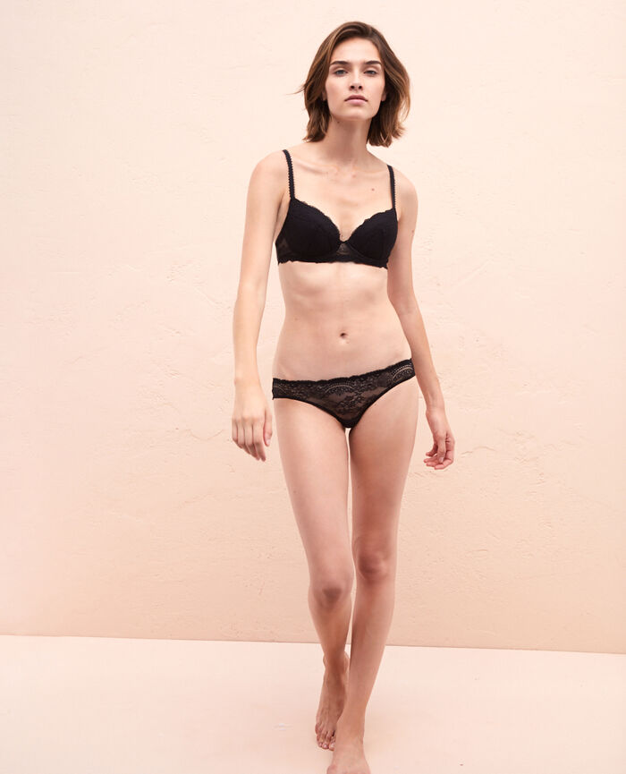 Brazilian briefs Black Esquisse