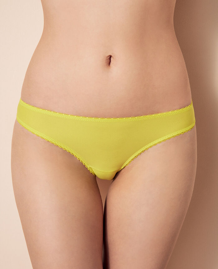 Hipster briefs Sunset yellow Voodoo