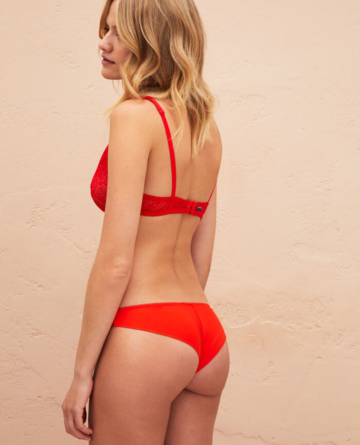Tanga Flash red Sonate
