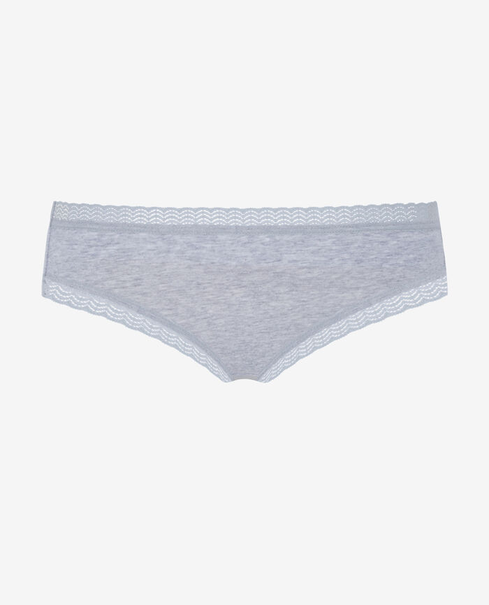 Hipster briefs Flecked grey Basics