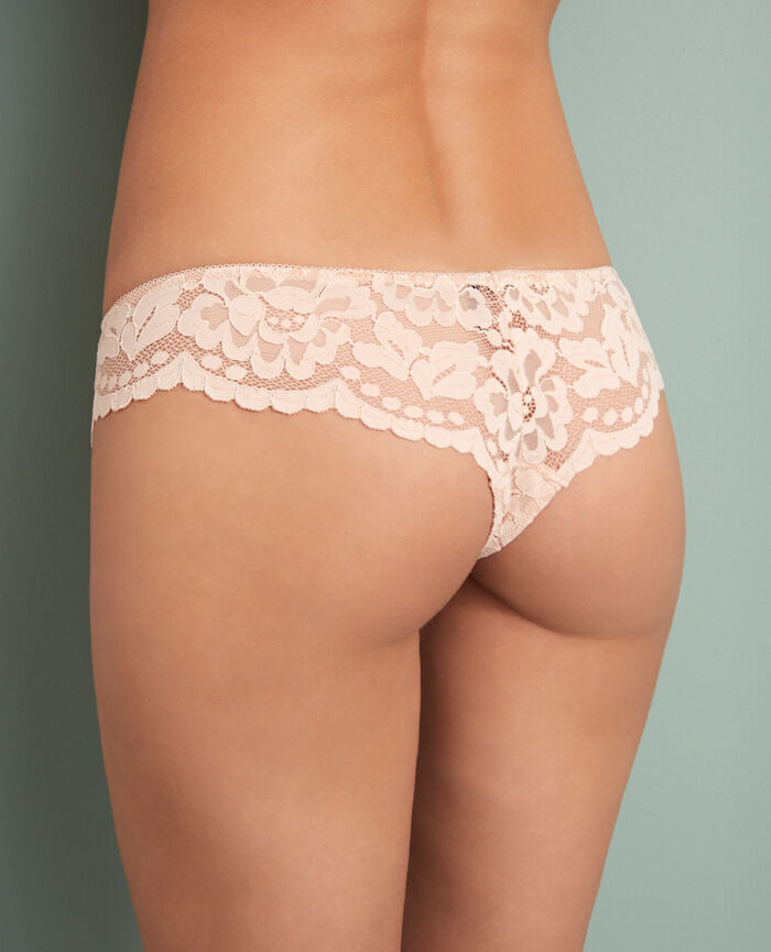 Tanga Rose glace Angelina
