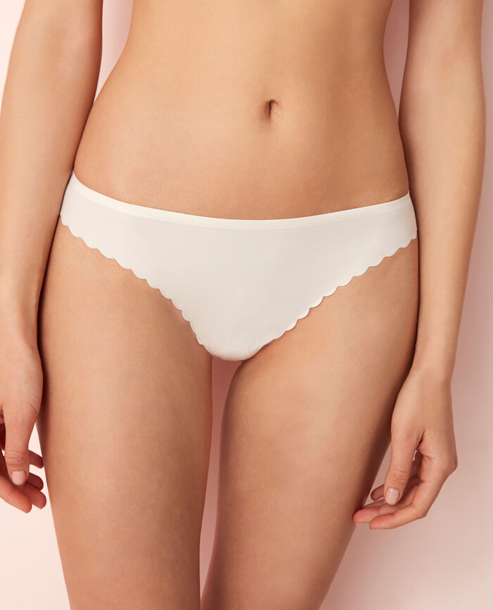 Thong Rose white Secret