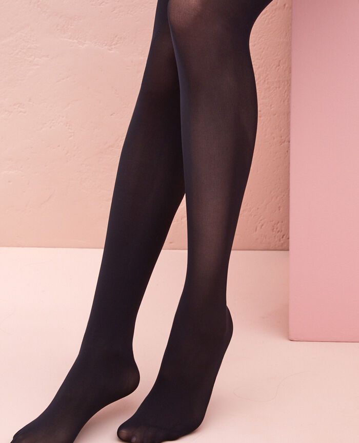Basic tights 40d Black Samba
