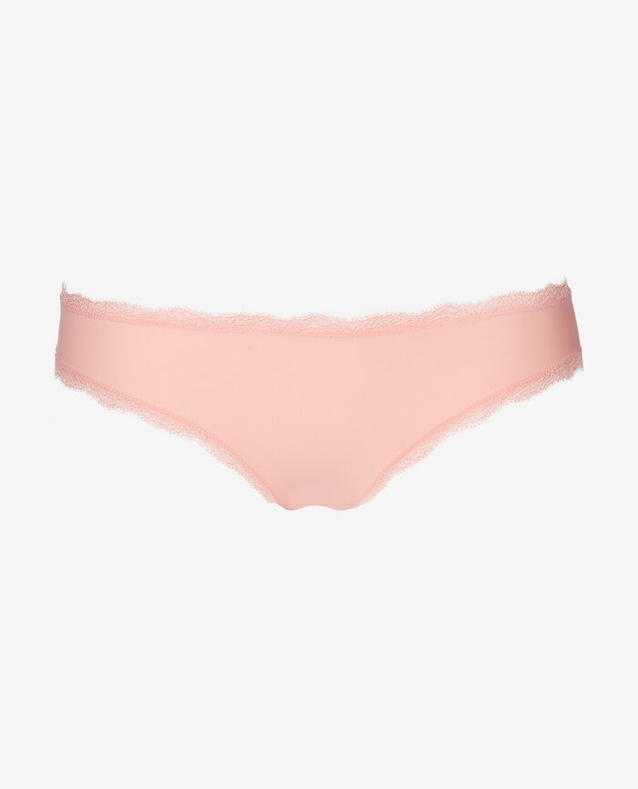 Culotte taille basse Rose nuage Take away