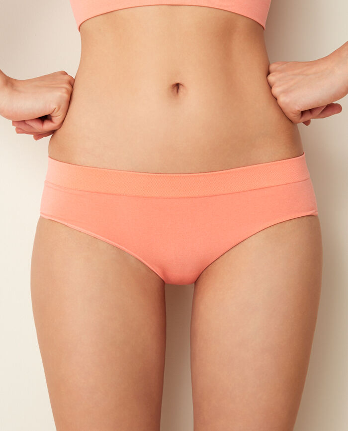 Sport briefs Pamplemousse rose Yoga