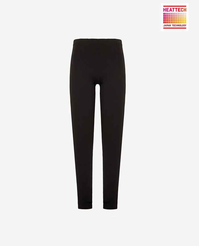 Leggings Black Heattech extra warm©