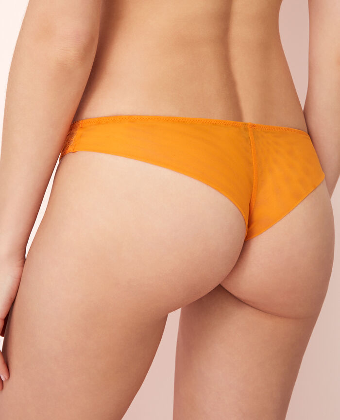 Tanga Maya orange Azteque