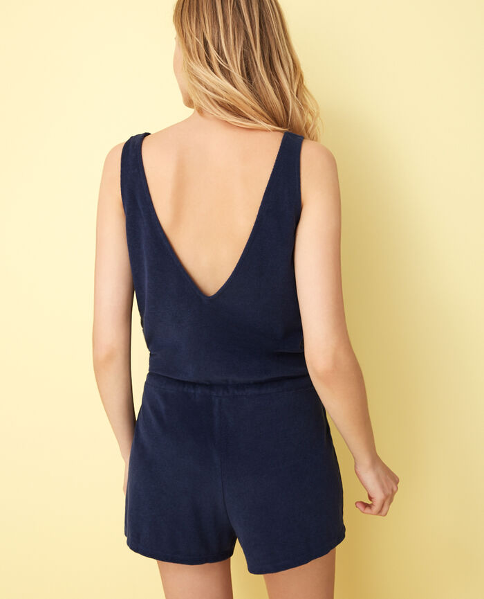 Playsuit Navy Playa