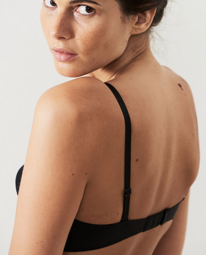 Soft cup bra Noir Secret