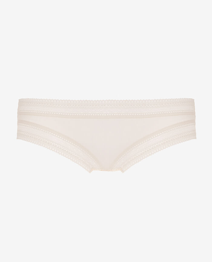 Hipster briefs Rose white Eclat