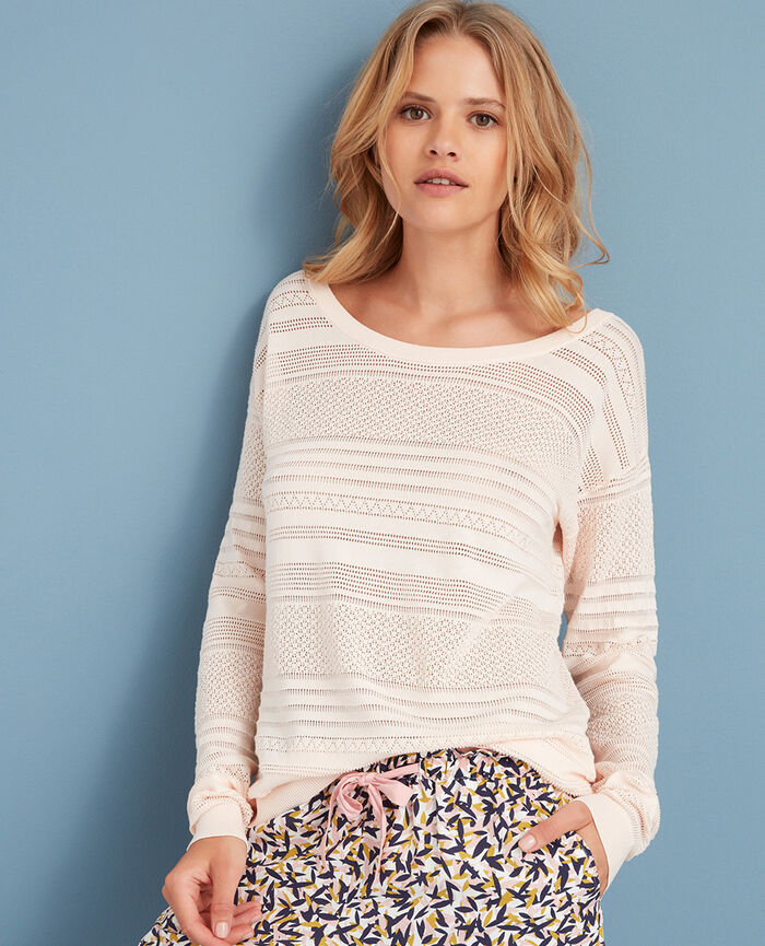 Pull Rose ice cream Poeme