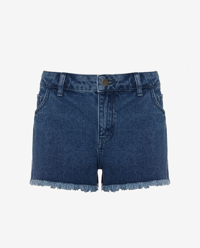 Shorts Denim blue Mustang