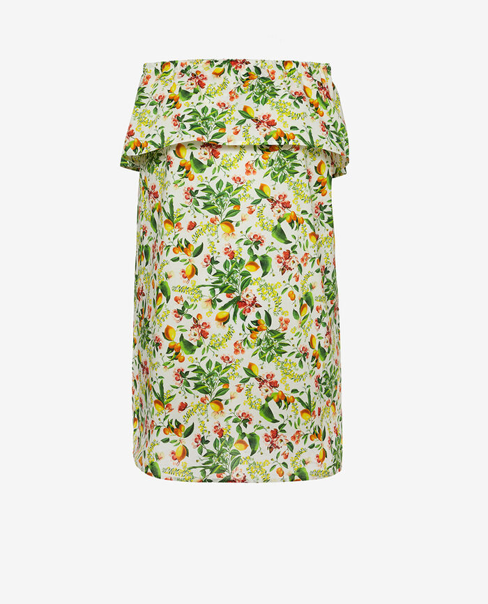 Robe Multicolore Princesse tam.tam x uniqlo