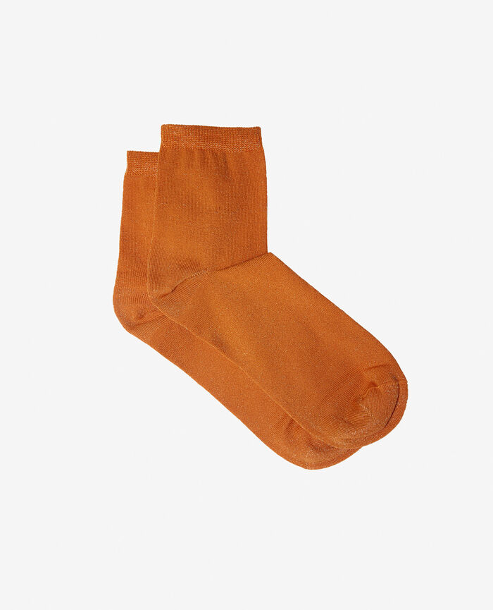 Socks Orange maya Diamond