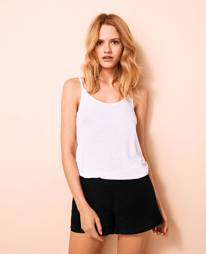 Cami White Ideal