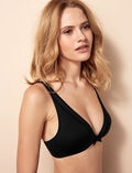 Soft cup bra Black Beaute