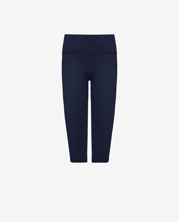 Short running legging Bleu marine Run