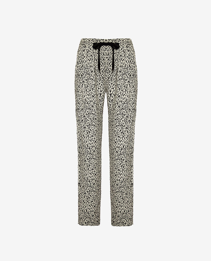 Trousers Wild white Darling
