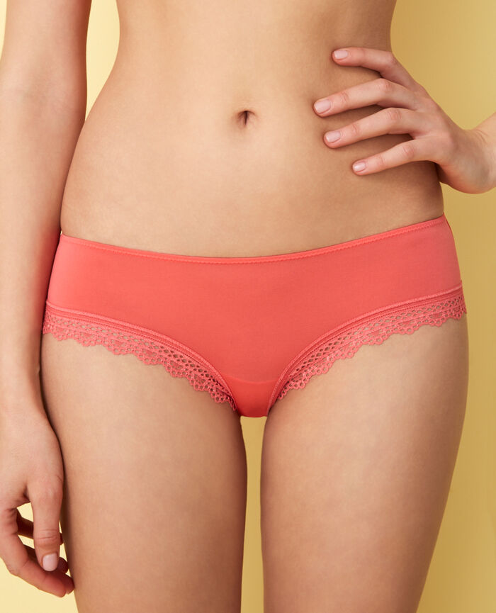 Shorty brésilien Corail Air lingerie