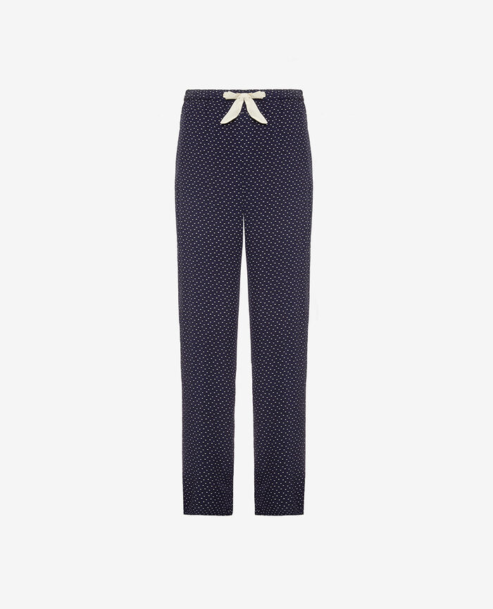 Pantalon de pyjama Willie bleu Darling