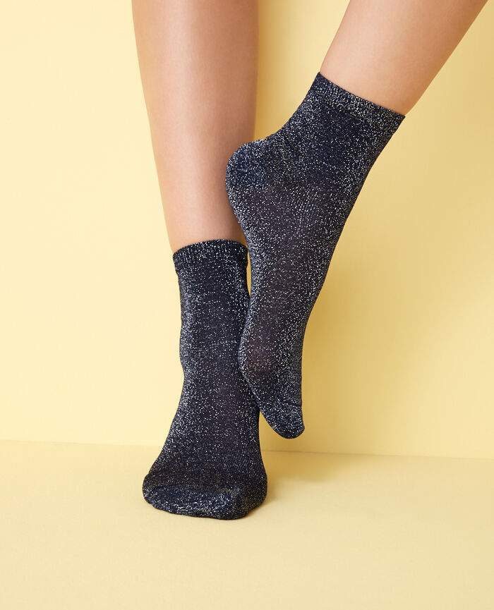 Socks Bleu jean Diamond