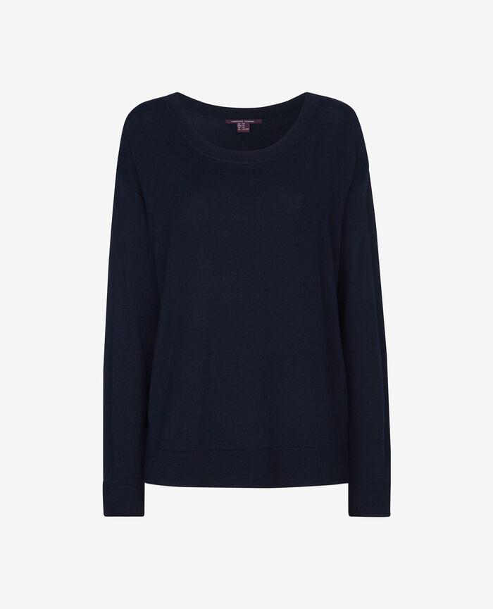 Jumper Abyss blue Extra