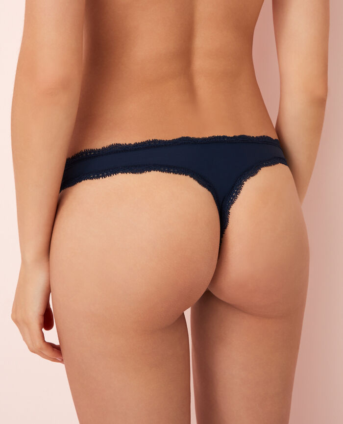 Tanga Abyss blue Take away