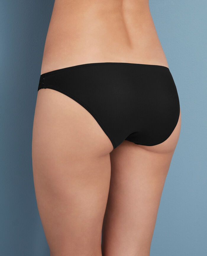 Hipster briefs Black Monica