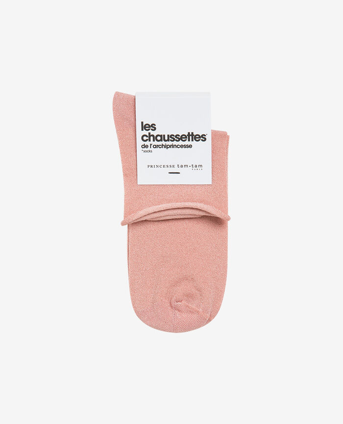 Chaussettes Rose radiant Pearl