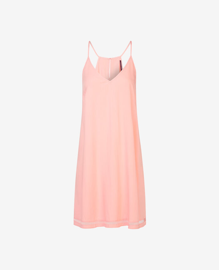 Short nightie Radiant pink Desinvolte