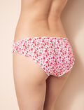 Printed briefs Blossom pink Take away