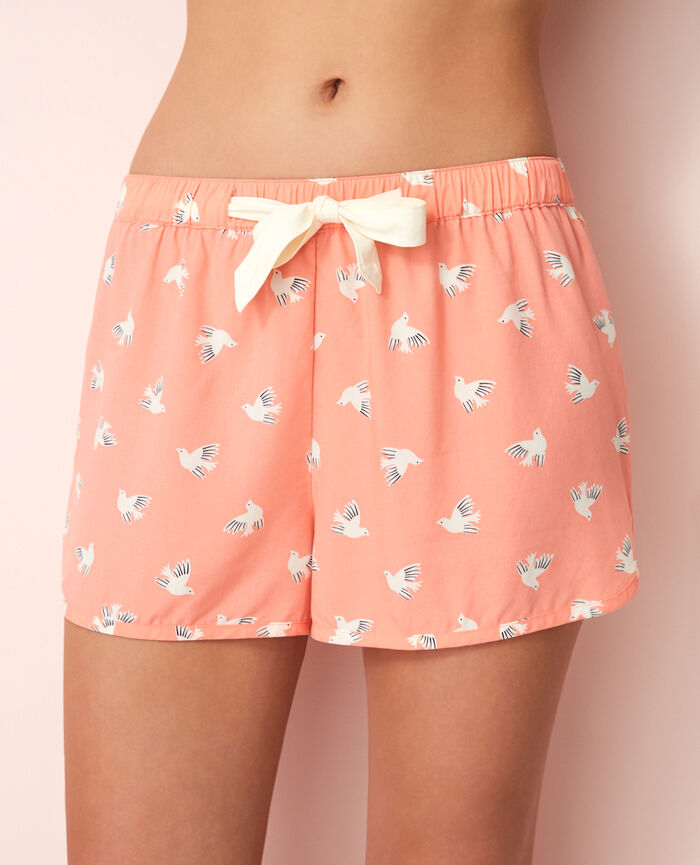 Short de pyjama Olympe rose Darling