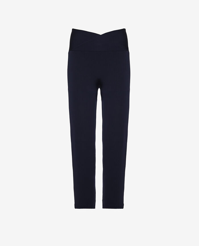 Sport leggings Bleu marine Yoga