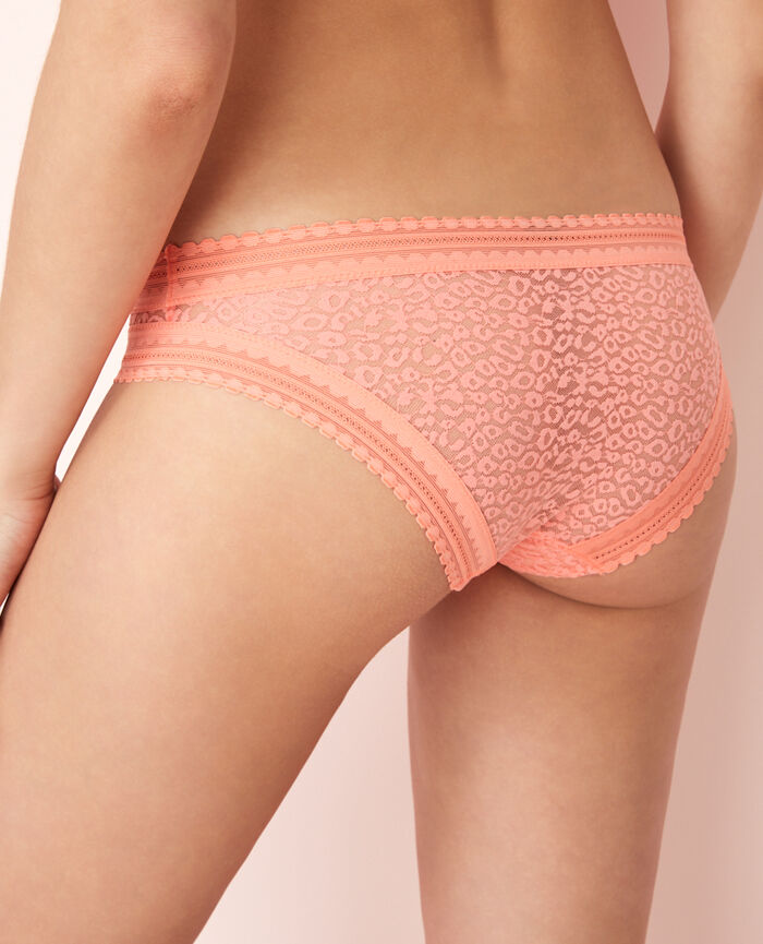 Hipster briefs Pamplemousse rose Belle