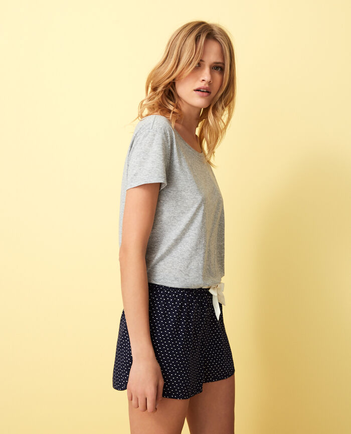 Short de pyjama Willie bleu Darling