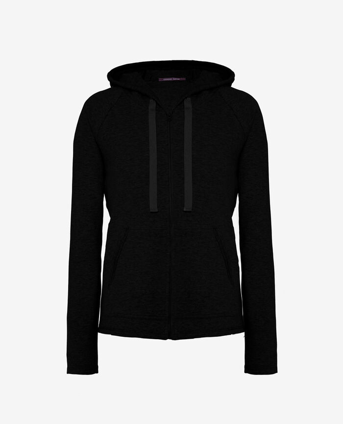 Sporty jacket Noir Moove