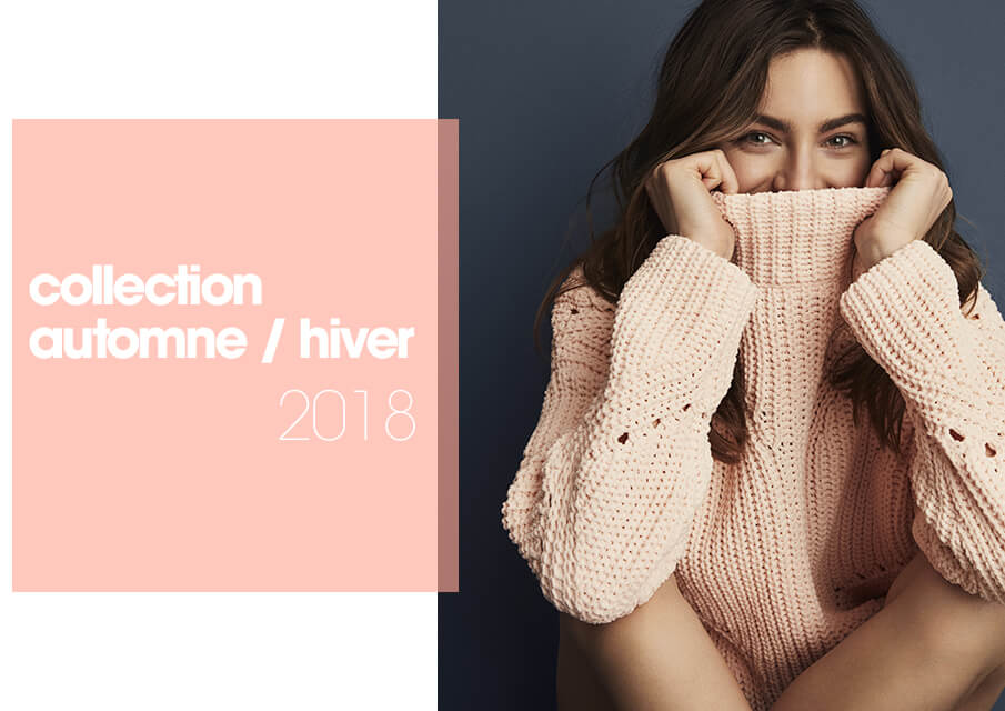 Loungewear Princesse tam.tam, collection automne-hiver 2018