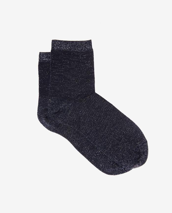 Socks Denim blue Diamond