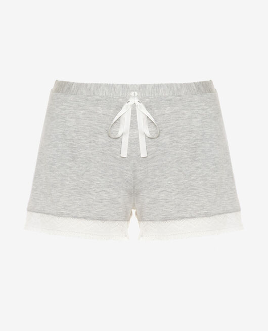 Boxer shorts Flecked grey Douceur