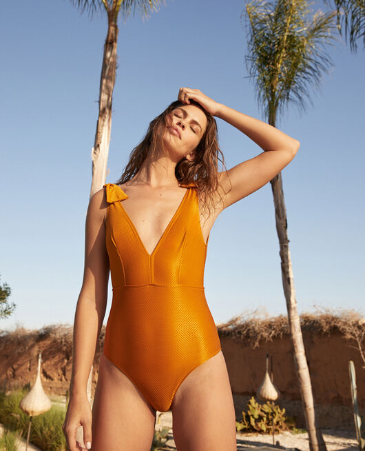 Swimsuit Cumin yellow Reve